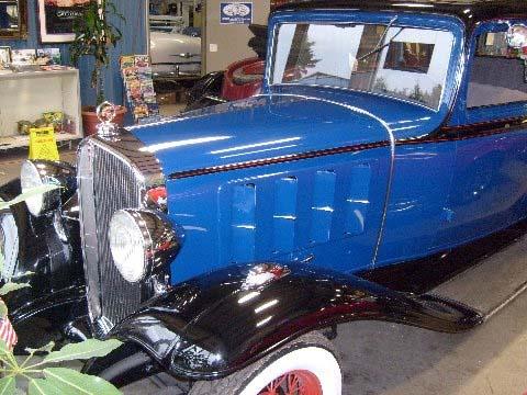 1932 Pontiac 6
