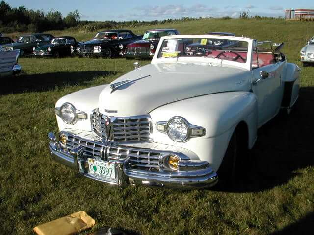 1948-Lincoln-Continental-Convertible-V12