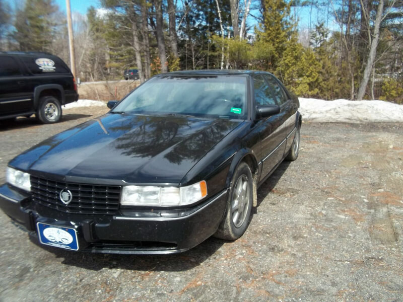 1997 Cadillac STS 4dr