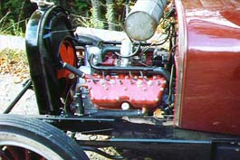 1928 Franklin Air Cooled
